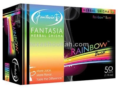 Hookah Flavors Rainbow