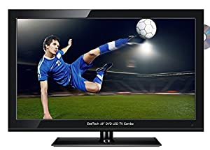 EeeTech 19940HDDVD 19inch LED HD TV With HD DVD Player - Grade B