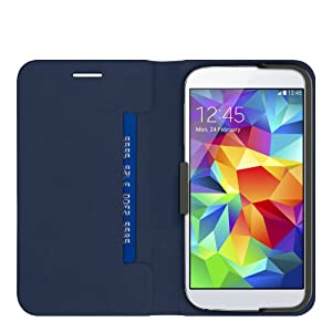 Belkin Basic Wallet Folio for Samsung Galaxy S5 - Solid - Mask by Belkin