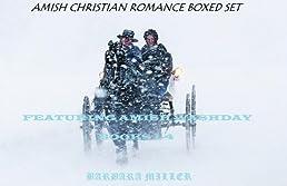 Amish Christian Romance Boxed Set (Amish Washday Books)