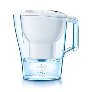 Brita Aluna Caraffa filtrante per acqua XL colore: Bianco
