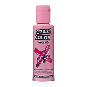 Renbow Crazy Color Semi Permanent Hair Color Cream Pinkissimo No.42 100ml