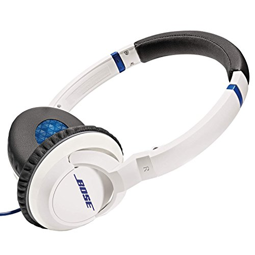 Bose discount duty free Bose SoundTrue Headphones On-Ear Style, White for Apple iOS