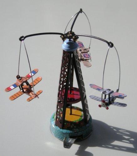 Carousel Planes, Tin Toy