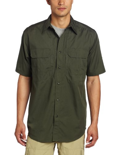 5.11 Tactical Taclite Pro Short Sleeve Shirt - TDU Green - Medium