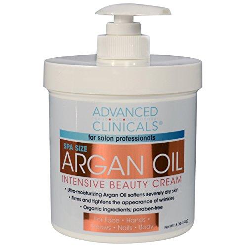 Advanced Clinicals Argan Oil Intensive Beauty Cream ... - photo #15