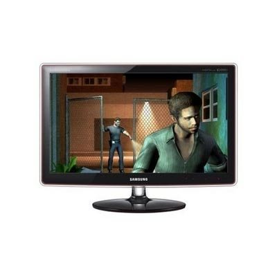 Samsung P2370HD 23-Inch Full 1080p HDTV LCD Monitor - Black Rose