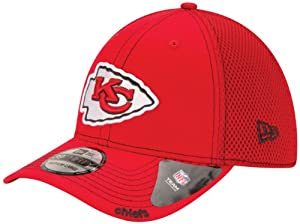 NFL Kansas City Chiefs Neo 3930 Cap by New Era