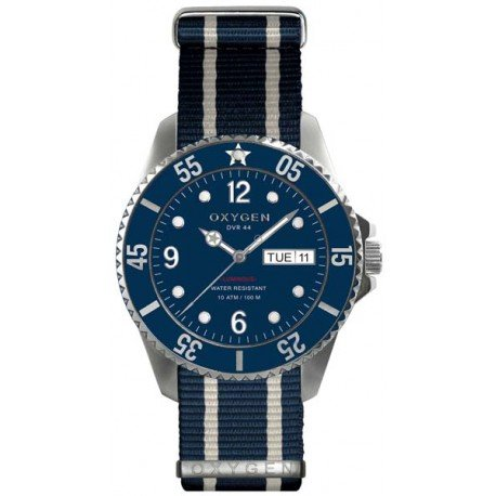 Oxygen Unisex-reloj Almirante{44}, EX-NN, {44}, D-ADM-NAIVNA