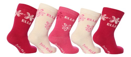 Baby Sock Flowers front-1051019