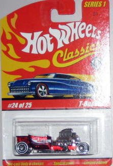Hot Wheels Classic Series 1: T-Bucket #24 of 25 - 1