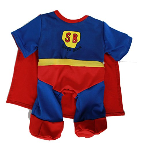 super-bear-superman-super-ted-cuddles-outfit-teddy-clothes-fits-8-10-inch-25cm-teddy-bears