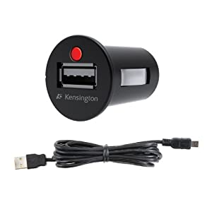 Kindle Fire PowerBolt Micro USB Car Charger by Kensington