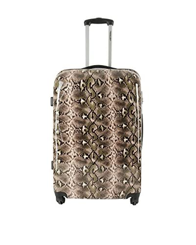 Travelone Hartschalen Trolley  60.0 cm braun