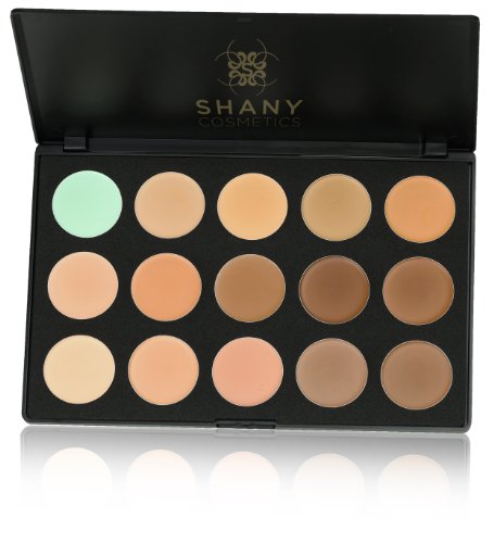 SHANY Cosmetics Professional Cream Foundation