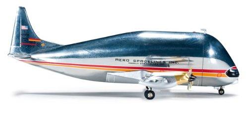 HE523011 Herpa Wings A377SGT Super Guppy Turbine Model Airplane