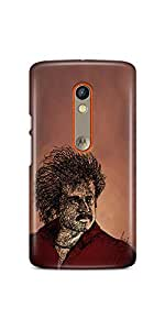 Casenation Thalapathy Motorola Moto X PLay Glossy Case