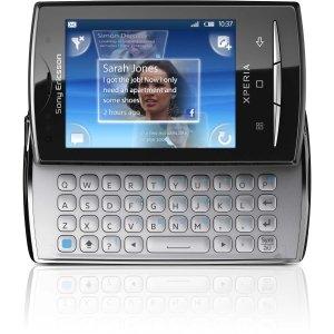 Sony Ericsson U20a Xperia Mini Pro Unlocked Phone--U.S. Warranty (Black)