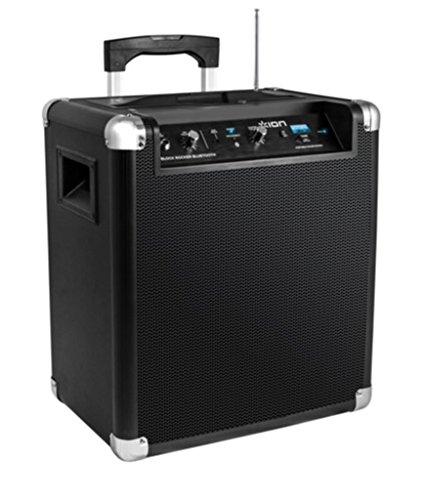 Ion Block Rocker Bluetooth Portable Speaker System