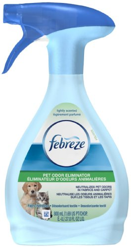 Fabric Refresher Pet Odor Eliminator