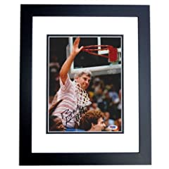 Bobby Knight Autographed Hand Signed Indiana Hoosiers 8x10 Photo - BLACK CUSTOM FRAME...