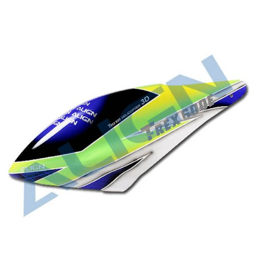 Big Bargain Align T-Rex Trex 600E RC Helicopter Spare Parts Painted Canopy HC6509