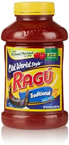 Ragu Pasta Sauce, Old World Style, Traditional, 45 Oz