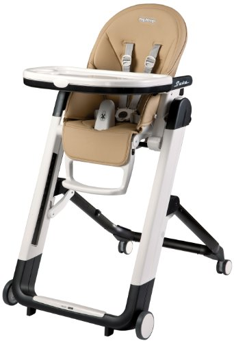 Peg Perego Siesta Highchair, Noce front-944212