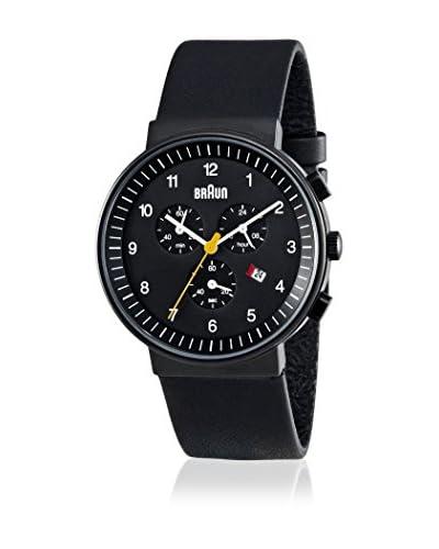 Braun Reloj de cuarzo Unisex Gents Classic Watch 40 mm