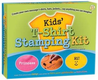 T-Shirt Stamping Kit
