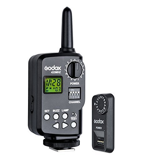 Godox Ft-16s Trigger kit Remote Wireless Power Control for Godox TT850 TT860 Nikon Canon Flash Speedlite  available at amazon for Rs.5899