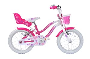 Bikes For Girls Age 7 AMMACO PETAL quot GIRLS BIKE