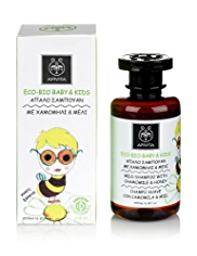 APIVITA Eco-Bio Baby & Kids Mild Shampoo with Chamomile & Honey 200 ml
