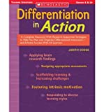 Differentiation in Action: A Complete Resource with Research-Supported Strategies to Help You Plan and Organize Differentiated Instruction--And Achieve Success with All Learners, Grades 4 & Up (Scholastic Teaching Strategies) (Paperback) - Common