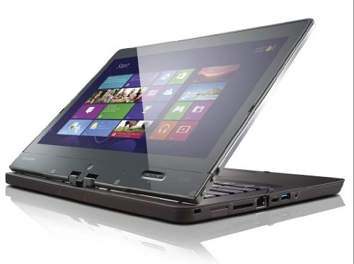 LENOVO ThinkPad TWIST i7-3537U 31,8cm 12,5Zoll Multitouch 8GB 128GB SSD W8P64 Intel HD UMTS Cam BT 3347-7WG Topseller