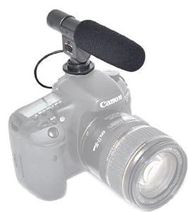 MegaGear Shotgun Camcorder and Camera Microphone