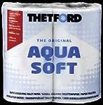 4 x Thetford Aqua Soft Toilet Rolls f...