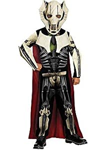 Star Wars General Grievous Kids Costume, Medium