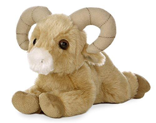 "Big Horn Sheep Mini Flopsie 8"" by Aurora"