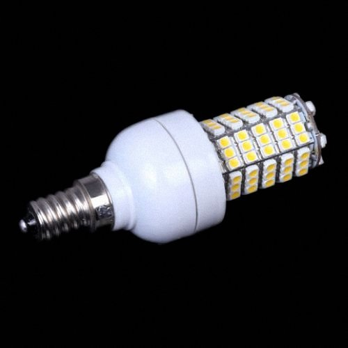 P&O E12 120 Led 3528 Smd Downlight Bulb Warm White 120V 230V For Home Studio Club Restaurant
