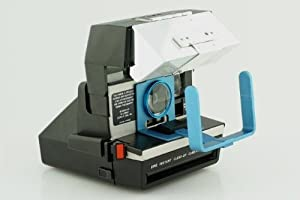 Polaroid 600 Lester A Dine Model IV Dental Close Up