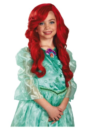 Disney Princess The Little Mermaid Wig