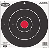 Birchwood Casey Dirty Bird Target 25 Pack (8-Inch Bull)