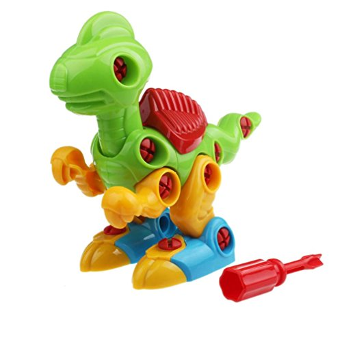 Yoyorule-Fashion-Disassembly-Dinosaur-Design-Educational-toys-for-children-Kids-Green