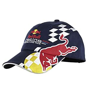 red bull racing m 101914 casquette bleu taille unique sports et loisirs. Black Bedroom Furniture Sets. Home Design Ideas