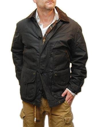 Buy Polo Ralph Lauren Mens Vintage Corduroy Hunting Jacket Coat Plaid Brown Medium by RALPH LAUREN