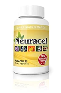 Neuracel - The Ultimate Neuropathy Support System (1 Month Supply)