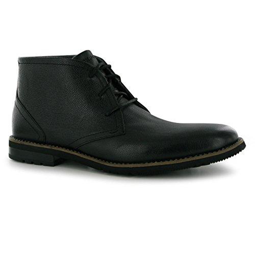rockport-botas-de-piel-para-hombre-color-negro-talla-42