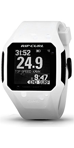 Rip Curl SearchGPS Smart Surf Watch in white A1111