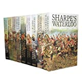img - for Bernard Cornwell Sharpe's War Battle Collection 9 Books Set Pack (Sharpe's Battle, Sharpe's Havoc, S book / textbook / text book